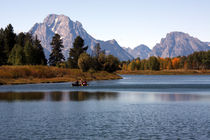 Grand Tetons - Wyoming by Aidan Moran