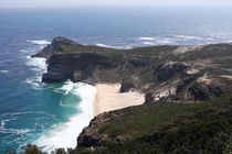 Cape Of Good Hope Coastline, South Africa. von Aidan Moran