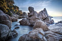 Cala dels Frares (Lloret de Mar, Catalonia) by Marc Garrido Clotet