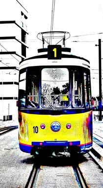 Linie 1 Wagen 10 by Thomas Haas