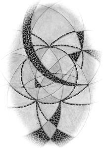 """""""Magie der Geometrie"""" Meditation IV von Heike Nedo"""