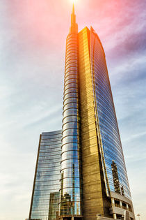 Unicredit skyscraper by Pier Giorgio  Mariani