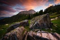 Sonnenuntergang am Staff by Lukas Kirchgasser