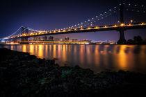 Manhattan Bridge by Lukas Kirchgasser