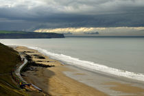 The North Yorkshire Coast, After A Storm von Rod Johnson