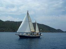 Sailing Ketch Francesca von Malcolm Snook