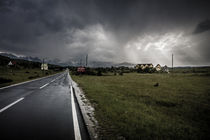 on the road by Philipp Kayser