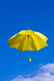 Umbrella and Sky by cinema4design