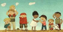 Kinder by Constanze  von Kitzing