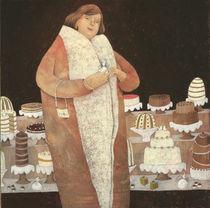 Kuchen by Constanze  von Kitzing