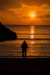 Mallorca - Playa de Palma sundownwer-Dreaming von Jürgen Seibertz