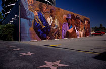 Los Angeles Mural by Jim Corwin