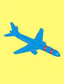 Airplane sousage by Vytis Vasiliunas