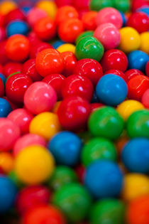 Bunte Süßigkeiten von Giuliano Kullik