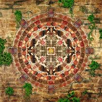 Mandala Maya by Bedros Awak