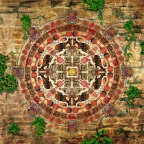 Mandala Maya von Bedros Awak