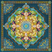 Mandala Arabesque by Bedros Awak