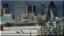 London, Details Skyline(Caro-van-Ruit) by Caro Rhombus van Ruit