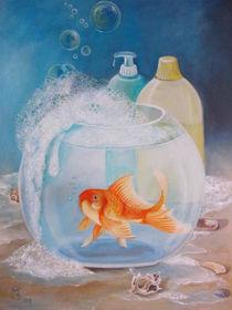 Schaumbad mit Zitronenduft by Dorothy Maurus