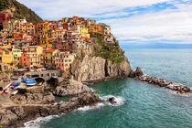 Cinque Terre by Joana Kruse