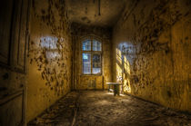 The yellow room by Nathan Wright