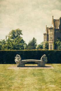 stone bench by Joana Kruse