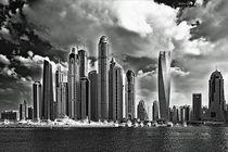 Dubai Marina... von Dieter Wundes