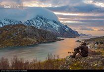 Mærvoll view von Nick Wrobel