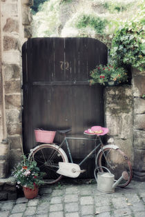 vintage bike by Joana Kruse