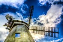 Upminster Windmill Essex von David Pyatt