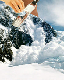 An Even Grater Avalanche by Emily Attarian