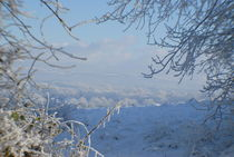 Sun-snow