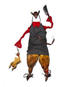 Butcher by Marçal Morell
