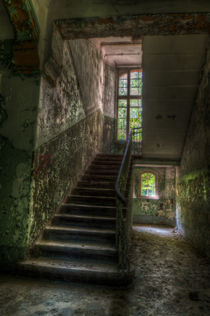Stairs and windows von Nathan Wright
