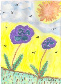 Sunny Morning by Denise Davis