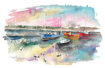 Balbriggan Harbour 02 by Miki de Goodaboom