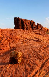 Valley of Fire 2 by Bruno Schmidiger