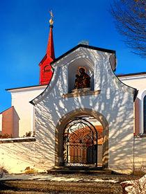Die Friedhofskirche von Schlägl IV | Architekturfotografie von Patrick Jobst