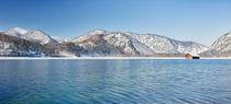 Almsee Winter Pano von photoplace