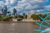Tower of London II von elbvue