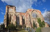 Kirchenruine by Jörg Hoffmann