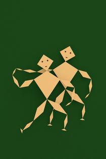 Tänzer II by dresdner