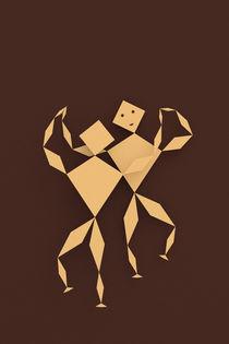 Tänzer I by dresdner
