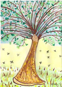 Florishing Tree by Denise Davis