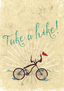 Take a Hike by Sybille Sterk