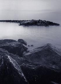Foggy Rocks von Evgeny Govorov