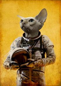 Proud astronaut von durro