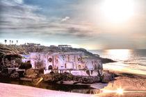 Die Ruine einer alten Medina bei der Grotte des Hercules von Gina Koch