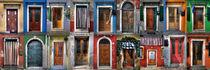 mediterranean doors by Joana Kruse