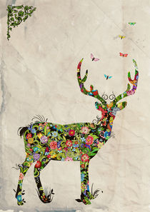 My Dear Deer by Sybille Sterk